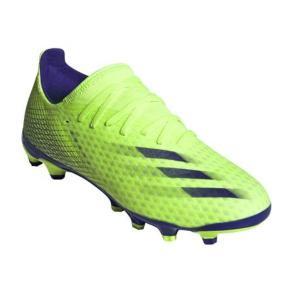 アディダス adidas エックス ゴースト.3 HG/AG サッカースパイク EG8157(シグナルグリーン×エナジーインク×シグナルグリーン) om-sports