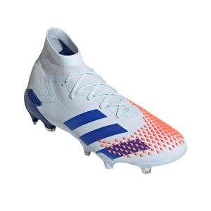 アディダス adidas プレデター ミューテーター 20.1 FG サッカースパイク EH2893(スカイティント×チームロイヤルブルー×シグナルコーラル) om-sports