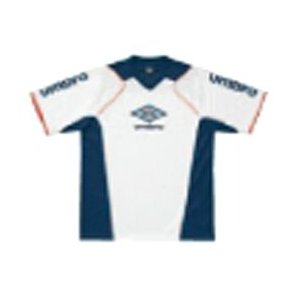 アンブロ ジュニア プラクティスシャツ12SS サッカー・フットサル シャツ FTB7230J-WNV|om-sports