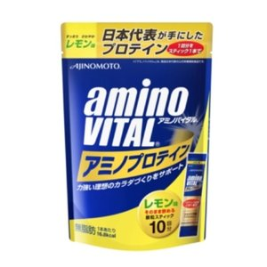 アミノバイタル アミノバイタル アミノプロテインレモン10P サプリメント 16AM2650 om-sports