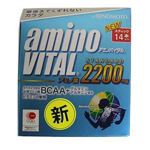アミノバイタル 健康ケアサプリメント アミノバイタル2200 3.0g×14本 16AM5210|om-sports
