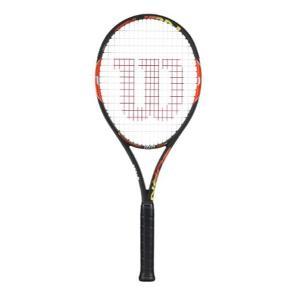 ウィルソン バーン 100(G3) 硬式テニスラケット WRT7270203|om-sports