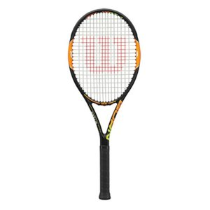 ウィルソン BURN(バーン) 95 15SS 硬式ラケット WRT7271202(ブラック×オレンジ)|om-sports