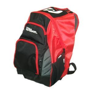 ウィルソン バックパック 限定モデル 17SS バッグ WTABKPK-RD (レッド)|om-sports