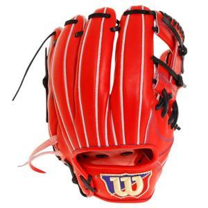 ウイルソン WILLSON WTAHWFD5H-22 硬式用グラブ DUAL 内野手用(MEN'S)|om-sports
