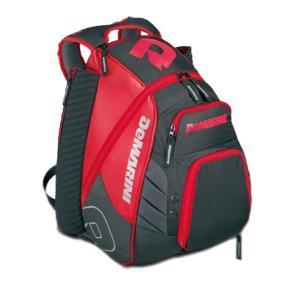 ウィルソン デイマリニ ヴードゥ リバースバックパック 17SS バッグ WTD9105-SC (スカーレット)|om-sports