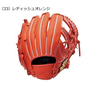 ■エスエスケイ ■ジュニア軟式用野球グラブ ■プロエッジ ■品番:PEJ184 ■カラー:(33)レ...