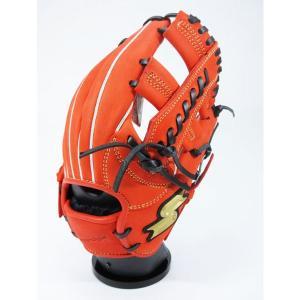 商品説明: SSK 少年軟式用グローブ(内野手用) 品番: PEJ184F カラー: 3390 Rオ...