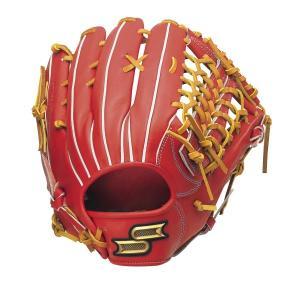 SSK エスエスケイ 硬式プロエッジ外野手用 硬式グローブ PEK8749S21-3247(Bオレンジ×タン)|om-sports