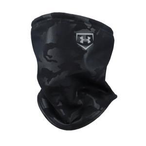 アンダーアーマー UNDER ARMOUR UAベースボール コールドギア ネックウォーマー NEW ネックウォーマー 1346894-BLK(ブラック)|om-sports