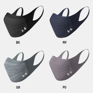 アンダーアーマー UNDER ARMOUR スポーツマスク(ユニセックス) トレーニング用マスク U1368010(全4色)|om-sports