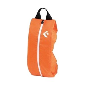 コンバース CONVERSE シューズケース シューズケース C1759097-5611 (オレンジ×ホワイト)|om-sports