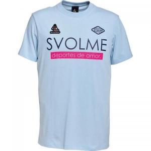 スボルメ SVOLME DRYTシャツ 17SS Tシャツ 17119800-SAX (サックス)|om-sports