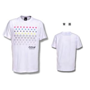 スボルメ スターDRY Tシャツ 17SS Tシャツ 171-24700-WHT (ホワイト)|om-sports