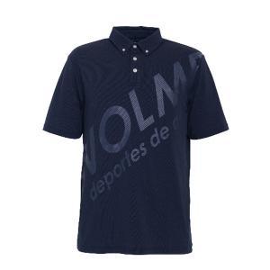 スボルメ SVOLME シャーロポロ 18SS ポロシャツ 181-61000-NVY (ネイビー)