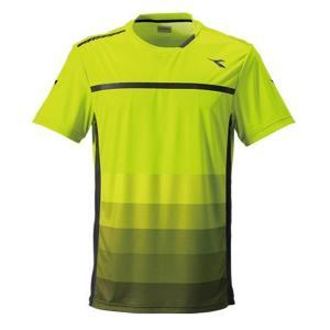 ディアドラ ELITE コンペティションシャツ ゲームウエア TG6330-15 (イエローFL)|om-sports