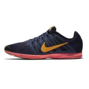 ナイキ Nike ナイキ エアズーム スピードレーサー6  18HO メンズランニングシューズ 749360-400 (ブラッケンドブルー/オレンジピール/ブラック/)|om-sports