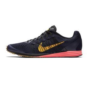 ナイキ Nike ルナスパイダーR6(ユニセックス) メンズランニングシューズ 806553-400 (ブラッケンドブルー/ブラック/オレンジピール)|om-sports