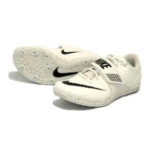 ナイキ Nike ナイキ ハイジャンプ エリート 19SS 陸上競技スパイク 806561-001 (ファントム/オイルグレー)|om-sports