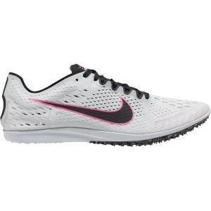 ナイキ Nike ナイキ ズーム マトゥンボ 3(ユニセックス) NEW 長距離用スパイク 835995-003(PURE PLATINUM/BLACK-PINK BLAST)|om-sports