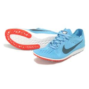 ナイキ Nike ズームマトゥンボ3 18SS 陸上スパイク 835995-446 (フットボールブルー/ブルーフォックス/ブライトクリムゾン)|om-sports