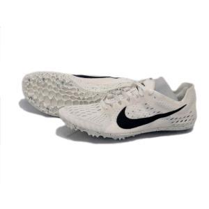 ナイキ Nike ナイキ ズームビクトリー3 陸上スパイク 835997-001 (ファントム×メタリックピューター×オイルグレー)|om-sports