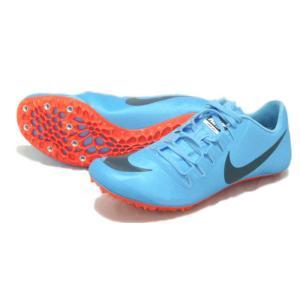 ナイキ Nike ズームJA フライ 3 18SS 陸上スパイク 865633-446 (フットボールブルー/ブルーフォックス/ブライトクリムゾン)|om-sports