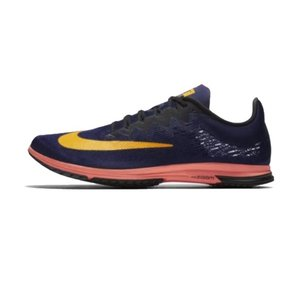ナイキ Nike エアズームストリークLT4 メンズランニングシューズ 924514-480 (ブラッケンドブルー/ブラック/フラッシュクリムゾン/オレンジピール)|om-sports