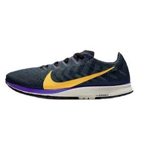 ナイキ Nike エアズーム ストリーク 7 NEW ランニングシューズ AJ1699-401 (アーモリーネイビー/レーザーハイパージェイド) om-sports