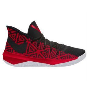 ナイキ Nike ズーム エビデンス 3 NEW バスケットボールシューズ AJ5904-001 (ブラック/ユニバーシティレッド/ホワイト)|om-sports