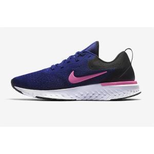 ナイキ Nike WSグライドリアクト レディースランニングシューズ AO9820-403 (ディープロイヤルブルー/ブラック/ホワイト/ピンクブラスト)|om-sports
