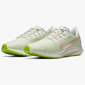 ナイキ Nike レディース エアズーム ペガサス36 NEW レディースランニングシューズ AQ2210-002 (ファントム/ベアリーボルト/スプルースオーラ/バイオベージュ)|om-sports