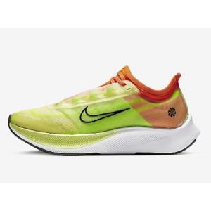 ナイキ Nike ナイキ ズーム フライ 3 ライズ(ウィメンズ) NEW ランニングシューズ CQ4483-300(ルミナスG/スターフィッシュ/エレクトリックG/ブラック)|om-sports