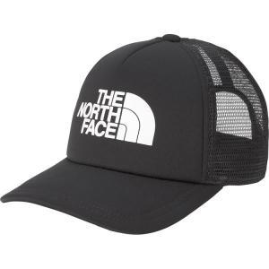 ザ・ノースフェイス THE NORTH FACE ロゴメッシュキャップ(ユニセックス) キャップ NN01452-K (ブラック) om-sports