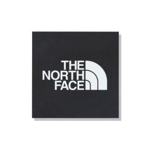 ザ・ノースフェイス THE NORTH FACE TNF スクエアロゴステッカー ミニ アウトドアアクセサリー NN32015-K(ブラック)|om-sports