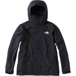 ザ・ノースフェイス スクープジャケット(メンズ) 17FW アウター NP61630-KW (ブラック×ホワイト)|om-sports