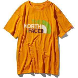 ザ・ノースフェイス THE NORTH FACE ショートスリーブカラフルロゴティー(メンズ)  メンズTシャツ NT31931-ZO (ザイオンオレンジ) om-sports