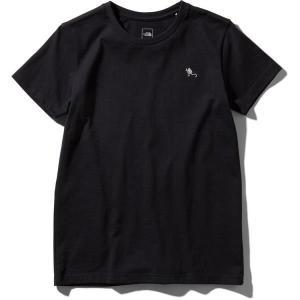 ザ・ノースフェイス THE NORTH FACE ショートスリーブモンキーマジックティー(レディース)  レディースTシャツ NTW31947-K (ブラック) om-sports