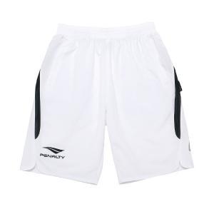 ペナルティ ウーブンラインパンツ 17SS パンツ PP7220-10 (ホワイト) om-sports