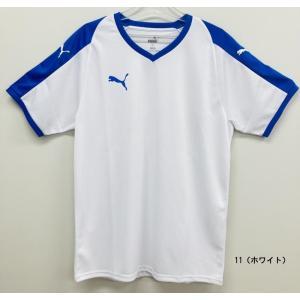 プーマ PUMA LIGA ハンソデゲームシャツ V サッカーシャツ 920976 om-sports