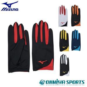ミズノ MIZUNO レーシンググローブ ユニセックス ランニングアクセサリー 手袋 U2MY9502(6色)|om-sports