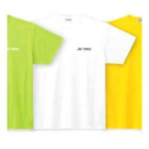ヨネックス ドライTシャツ 14SS メンズウエア 16200-011|om-sports
