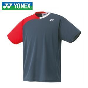 YONEX ヨネックス バドミントン テニス ソフトテニス ウエア ユニドライTシャツ 16356-075|om-sports