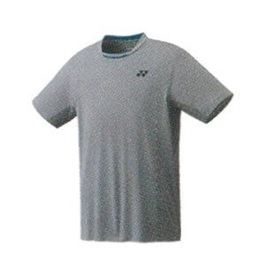 ヨネックス YONEX MEN ドライTシャツ(展示会限定品)NEW MEN Tシャツ 16388Y-010 (グレー)|om-sports
