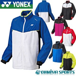 ヨネックス テニスウェア メンズ レディース 長袖 秋冬 暖かい ウェア ソフトテニス バドミントン 70058  6色|om-sports