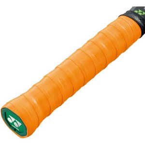 ヨネックス YONEX AC137-160 テニス バドミントン グリップテープ ウエットスーパーグリップタフ ブライトオレンジ|om-sports