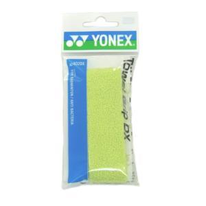 ヨネックス YONEX タオルグリップ グリップ AC402DX-281 (ライム)|om-sports