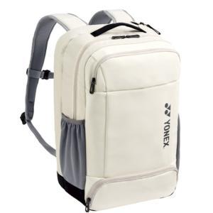 ヨネックス YONEX (ACTIVE series)バックパックS(テニス2本用) テニスラケットバッグ BAG2018S-011(ホワイト)|om-sports