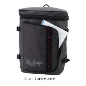 ローリングス バックパック バッグ EBP6F01-B (ブラック)|om-sports