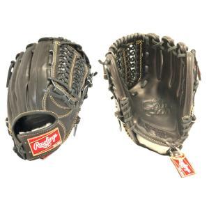 ローリングス 硬式 内野手用 硬式グラブ GH5GG46-B (ブラック)|om-sports